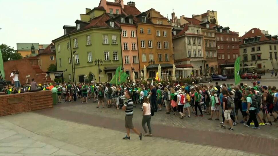 37. Warszawska Pielgrzymka Akademicka wyruszyła na Jasną Górę