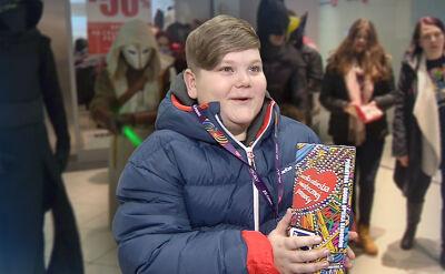 Materiał Faktów TVN o Łukasz Berezaku z ubiegłego roku