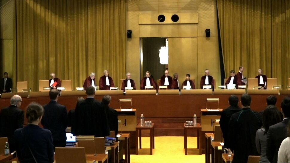 TSUE postanowił o zawieszeniu przepisów dotyczących Izby Dyscyplinarnej SN