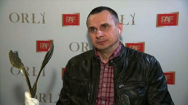 Rozmowa Piotra Kraśki z Ołehem Sencowem