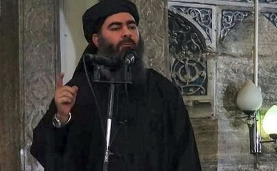 """Donald Trump potwierdza śmierć Abu Bakr al-Bagdadiego. """"Zginął jak tchórz"""""""