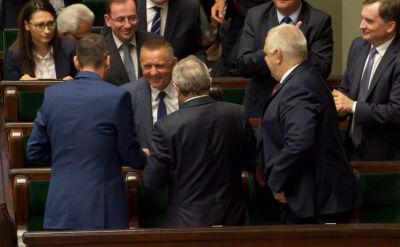 """""""Nie ma litości"""". Prezydent Duda o sprawie Mariana Banasia"""
