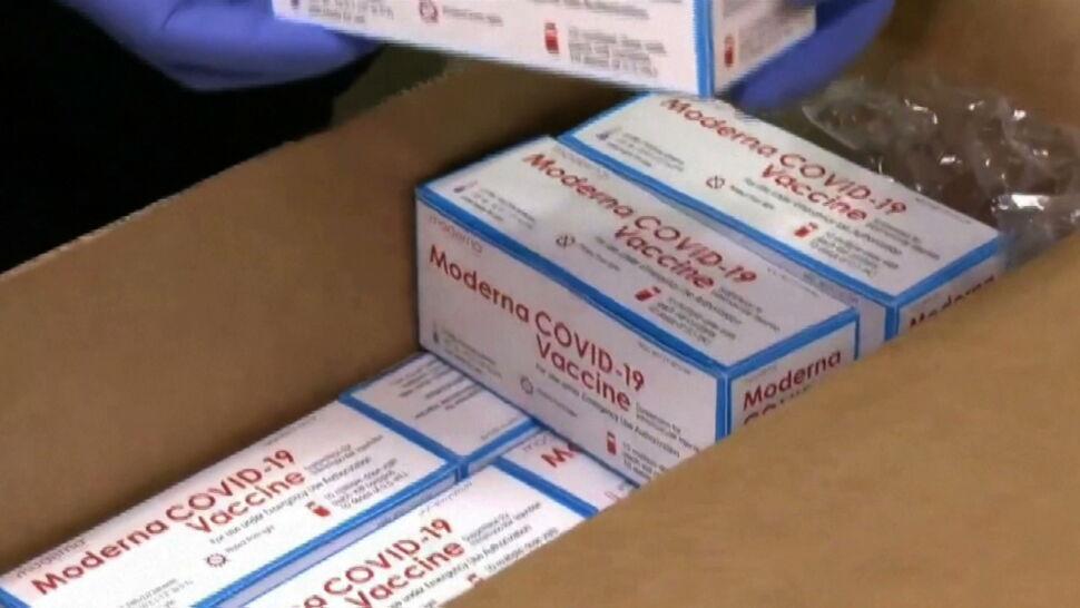 Do Polski trafi szczepionka firmy Moderna. Do tej pory w kraju wykonano ponad 200 tysięcy szczepień