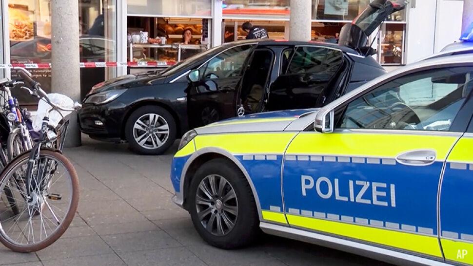 Zarzut morderstwa dla mężczyzny, który zaatakował w centrum Heidelberg