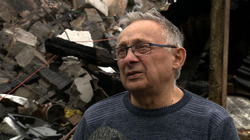 Zawsze życzliwy i uczciwy. 78-letni rzemieślnik stracił zakład, który budował przez 40 lat