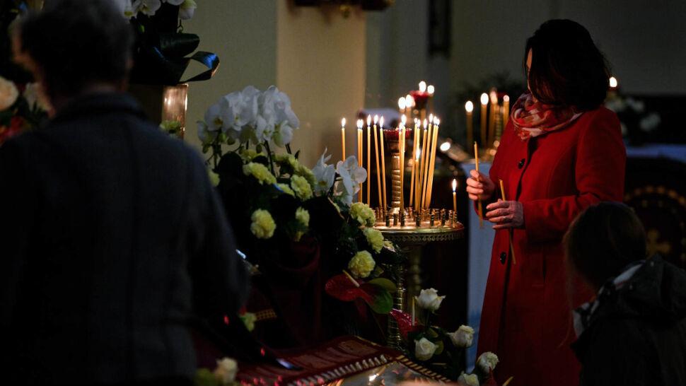 Jutrznia paschalna rozpoczęła Wielkanoc obrządków wschodnich
