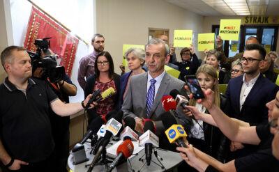 ZNP zawiesza strajk od soboty. Nauczyciele podzieleni