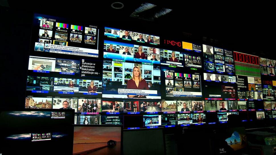 Krajowa Rada Radiofonii i Telewizji wciąż nie podjęła decyzji w sprawie koncesji dla TVN24
