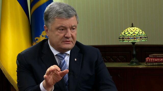 """""""Zrobię wszystko, aby ochronić prawa demokratyczne Ukraińców"""""""