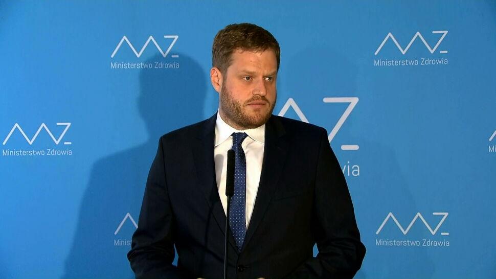 Janusz Cieszyński odchodzi z Ministerstwa Zdrowia