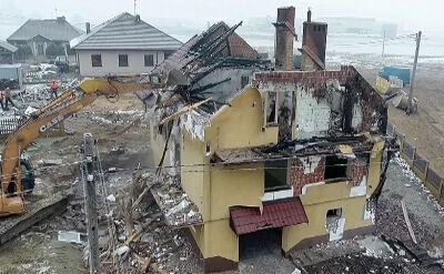 """Po wybuchu gazu nie chcą odbudowywać domów. """"Takie wypadki będą się zdarzały"""""""
