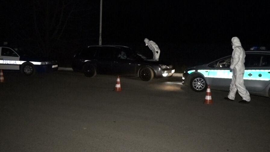 Nocna akcja i policjanci w kombinezonach. Kobieta z podejrzeniem koronawirusa trafiła do szpitala