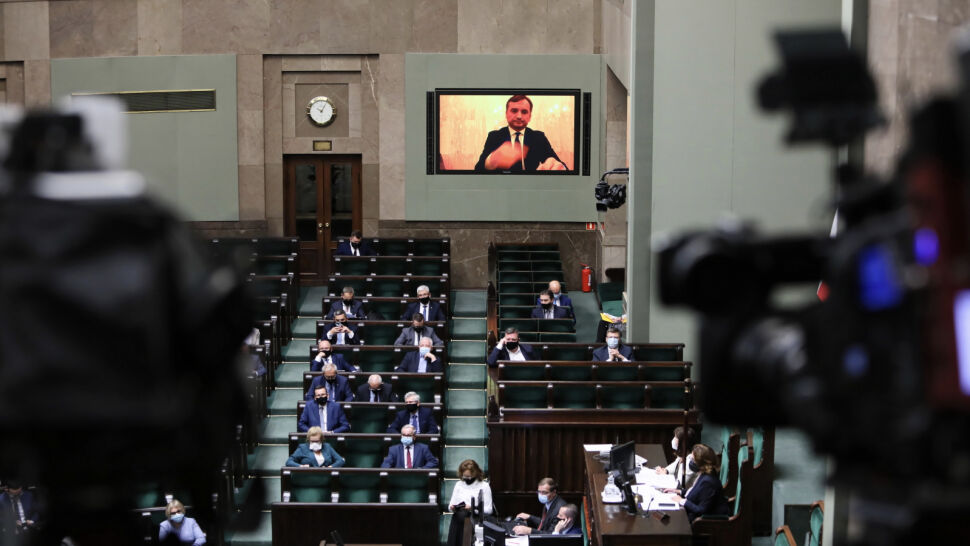 Wniosek o wotum nieufności wobec Zbigniewa Ziobry odrzucony