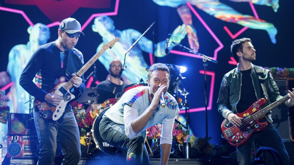 Coldplay nie ruszy w trasę koncertową. Zespół nie chce szkodzić naturze