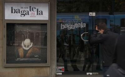 """Skandal wokół Teatru Bagatela. """"Wszyscy wiedzieli, ale nie reagowali"""""""