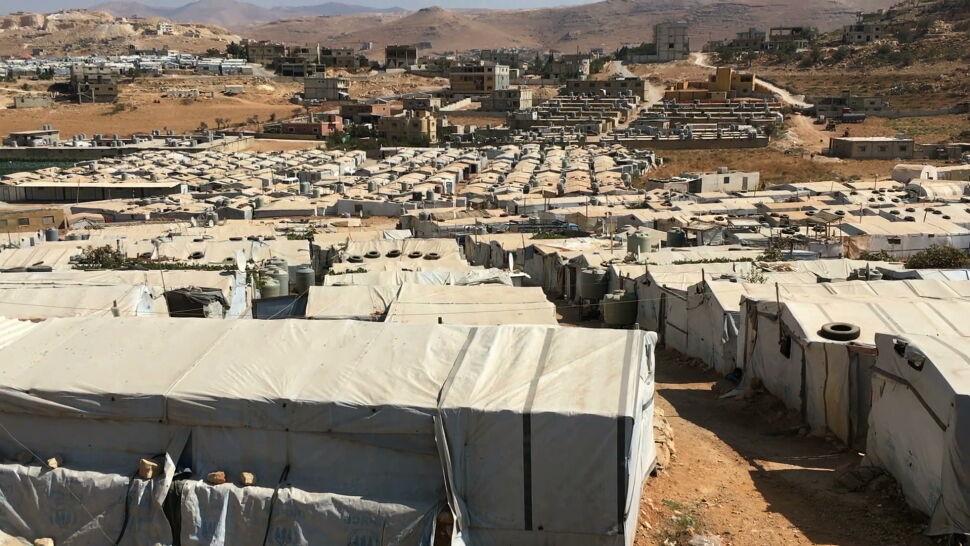 Uciekli z Syrii, ale liczą na powrót. W międzyczasie 10-letni Odey musi utrzymać swoją rodzinę