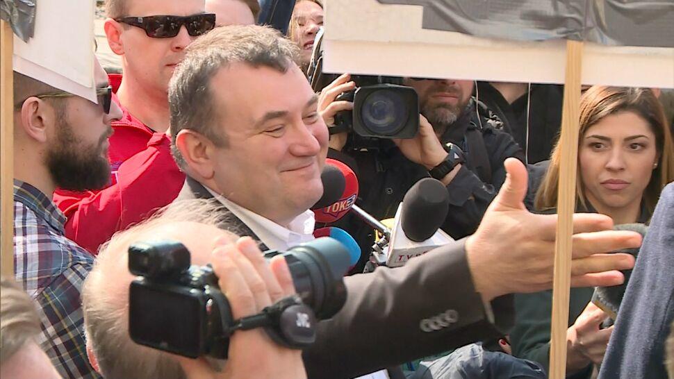 Gawłowski o wizycie w areszcie: próba rozmiękczenia. CBA: to pomówienie