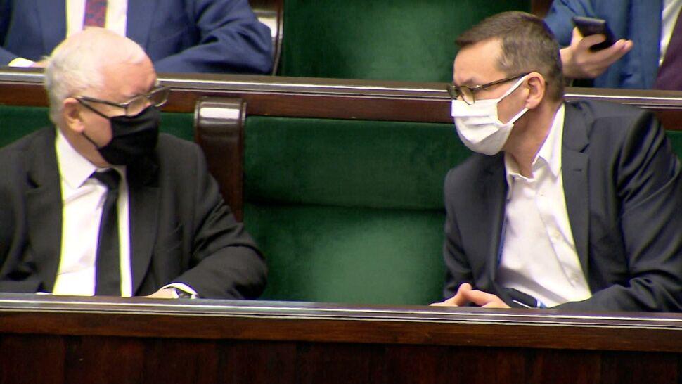 """""""Premier Morawiecki powinien złożyć dymisję po słowach swojego szefa"""""""