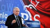 """Kaczyński ostro o ludowcach w Świętokrzyskiem. """"Nieprzerwana kampania kalumnii, oszczerstw i kłamstw"""""""