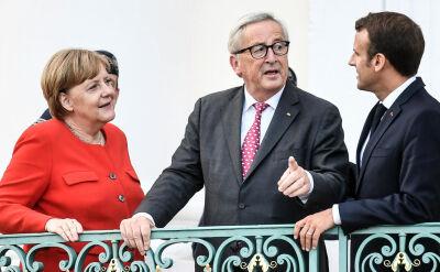 """Pękająca Unia Europejska. """"Polska jest na uboczu"""""""