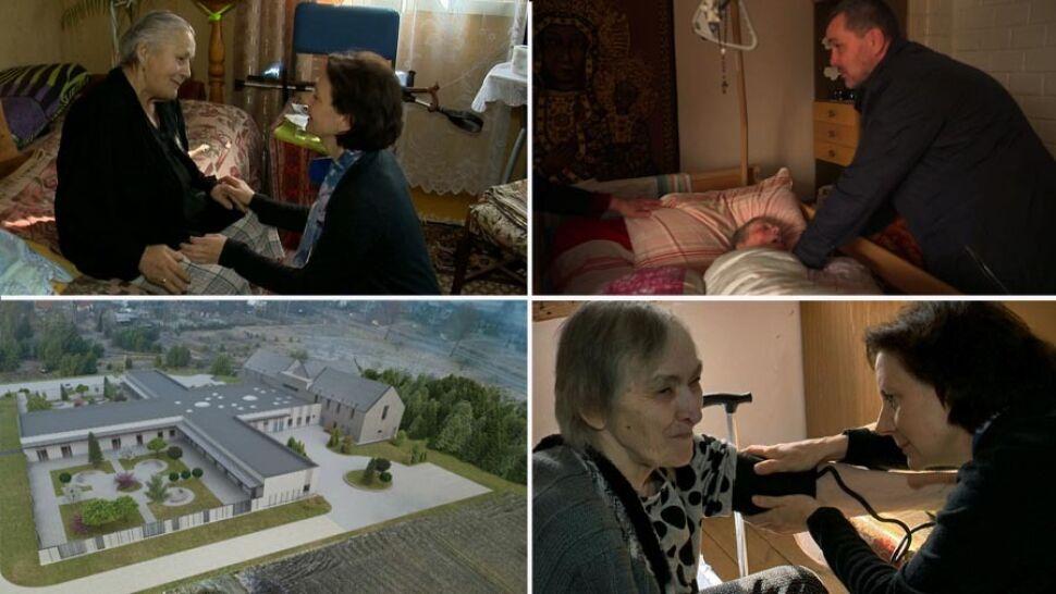 """""""Aniołowie"""", """"współcześni Judymowie"""". Lekarze z Podlasia chcą zbudować stacjonarne hospicjum"""
