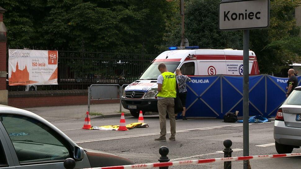 Katowice: kierowca autobusu z premedytacją staranował grupę ludzi, zabijając 19-latkę