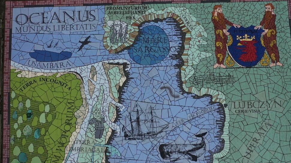 Mozaiki staną się symbolem Szczecina?