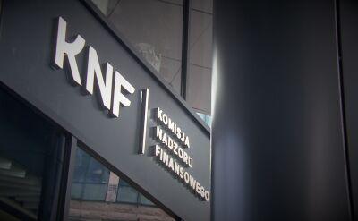 Nowy szef KNF, Platforma wnioskuje o komisję śledczą