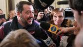 """""""To międzynarodówka eurosceptyków"""". Salvini chce """"osi włosko-polskiej"""""""