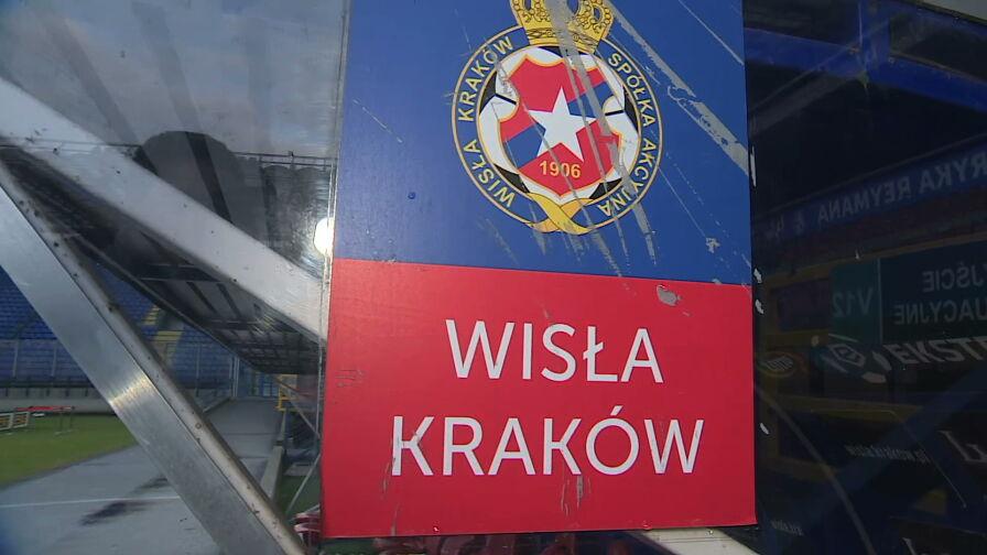 Policja w siedzibie Wisły Kraków