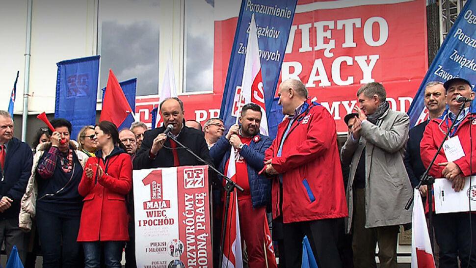 """SLD marzy o stanie """"przedogórkowym"""", Razem chce rozliczyć Sojusz. Co dalej z polską lewicą?"""