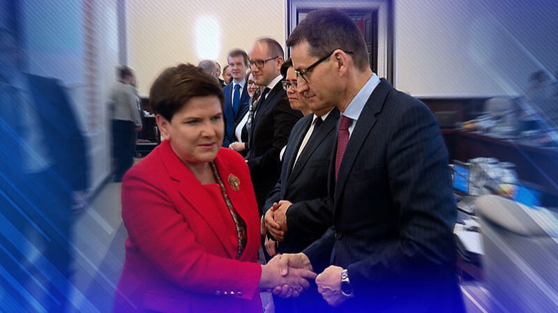 05.12.2017 | Trzy koncepcje rządu w PiS. Mateusz Morawiecki zostanie premierem?