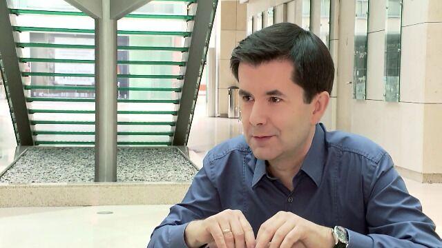 Wywiad z Piotrem Marciniakiem
