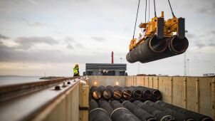 Ruszyła budowa gazociągu Nord Stream 2