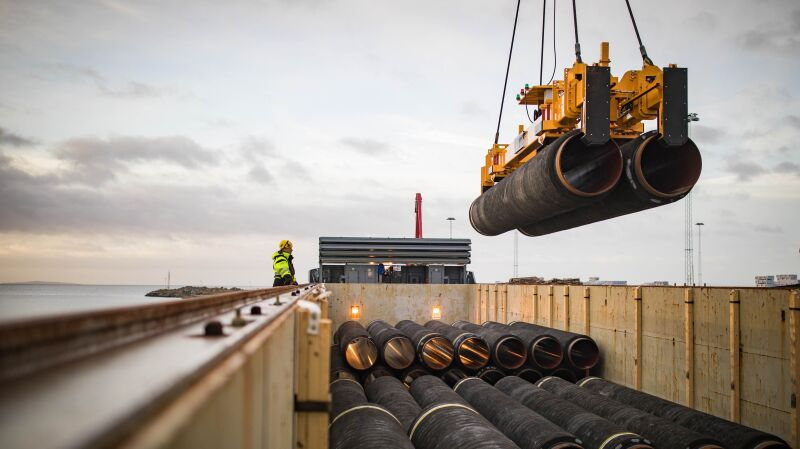 Prof. Lewicki: Trump bardzo mało o Nord Stream 2