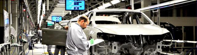 Potężna kara dla niemieckich producentów aut