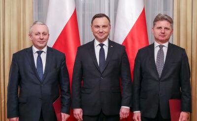 Prezydent odwołał Zdzisława Sokala z funkcji przedstawiciela w KNF