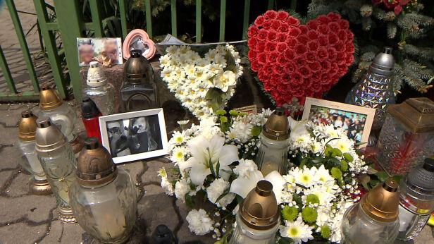 Zabójstwo w szkole. Ratusz nie widzi uchybień TVN24