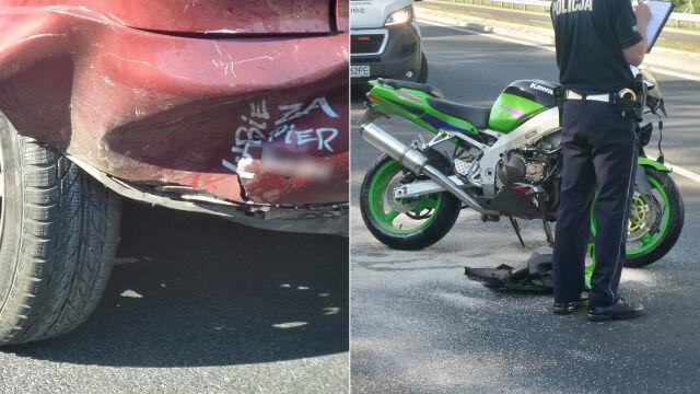 Zginął 31-letni motocyklista.  Policja szuka świadków