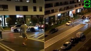 Szarżował za kierownicą BMW. 23-latek w rękach policji