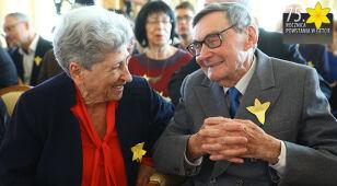 Ocaleni z Holokaustu. Warszawa ma nowych honorowych obywateli