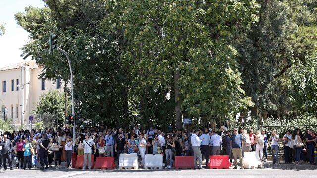 Trzęsienie ziemi w Grecji.  Wstrząsy odczuwalne w Atenach