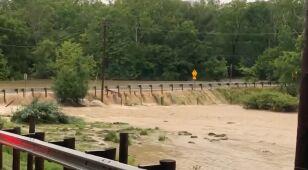 Ogromna powódź w Ohio.