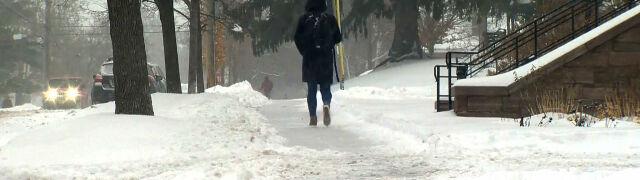 Środek zimy w listopadzie. Mroźne rekordy i cztery ofiary śmiertelne