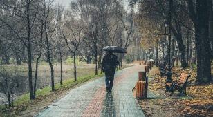 Deszczowo, wietrznie i bardzo ciepło. W weekend nawet 17 stopni