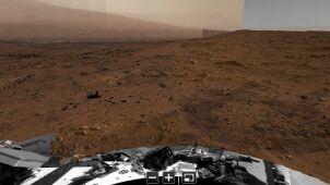 Tylu szczegółów Marsa jeszcze nie widzieliście. To zdjęcie ma miliard pikseli