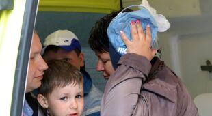 Ranni turyści trafili do szpitala po uderzeniu pioruna w Knossos
