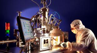 Vantablack - najczarniejszy materiał na świecie (Surrey NanoSystems)