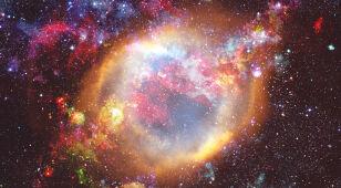 Najbardziej niezwykła supernowa