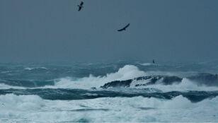 Uwaga na silny wiatr i oblodzenia. Ostrzeżenia